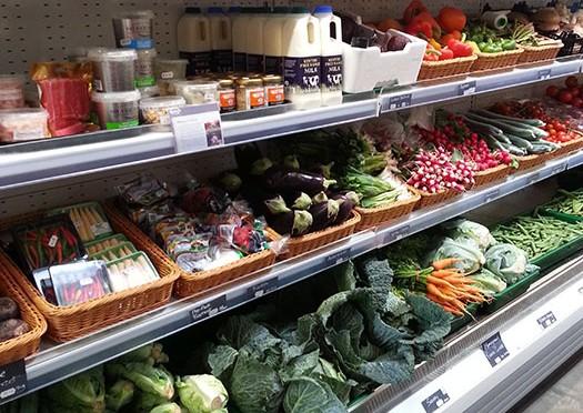 Kelsey Farm Shop, London