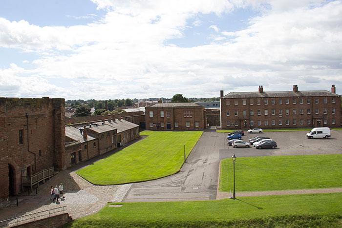 04 Carlisle Castle