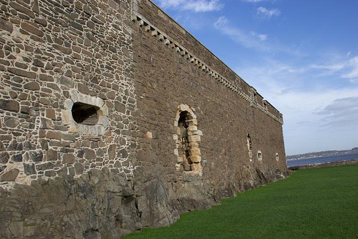 10 Blackness Castle