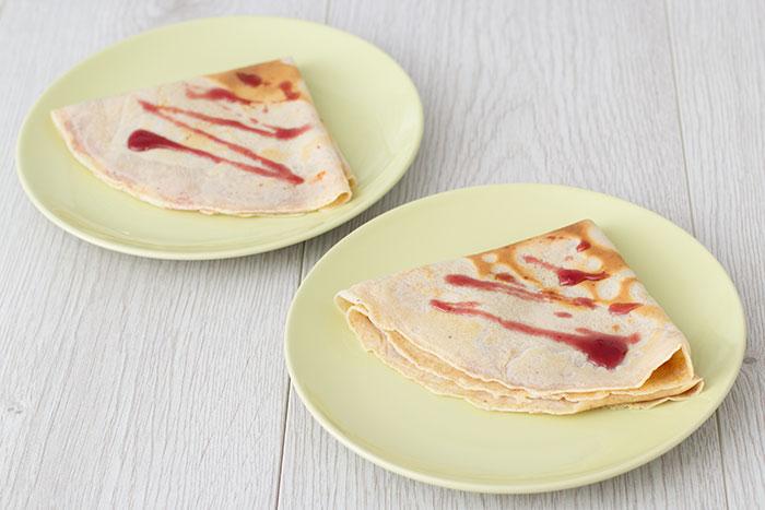 02 Pancake race