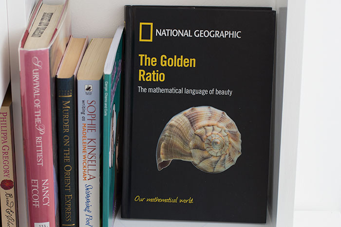 03 The Golden Ratio - The mathematical language of beauty by Fernando Corbalan
