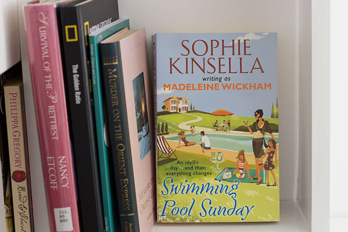 05 Swimming Pool Sunday by Sophie Kinsella