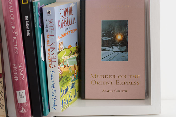 06 Murder on the Orient Express by Agatha Christie