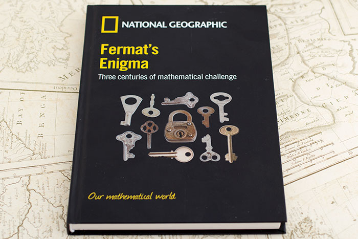 Fermat's Enigma - Three centuries of mathematical challenge by Albert Violant i Holz