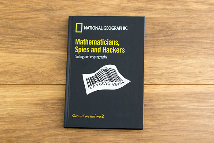 Mathematicians, Spies and Hackers. Coding and cryptography by Joan Gomez