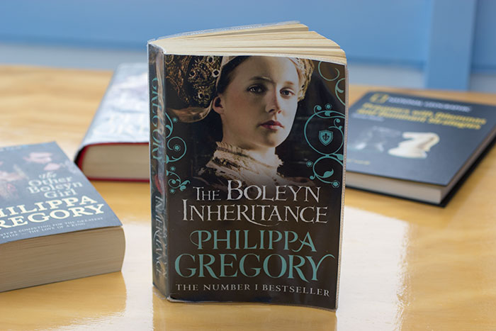 03 The Boleyn Inheritance by Philippa Gregory