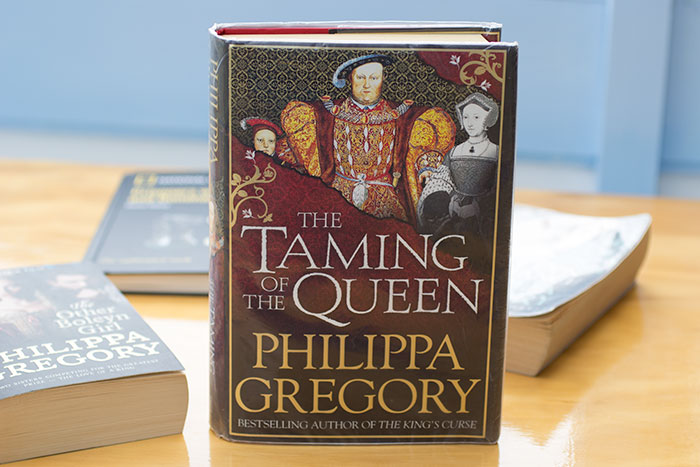 04 The Taming of the Queen by Philippa Gregory