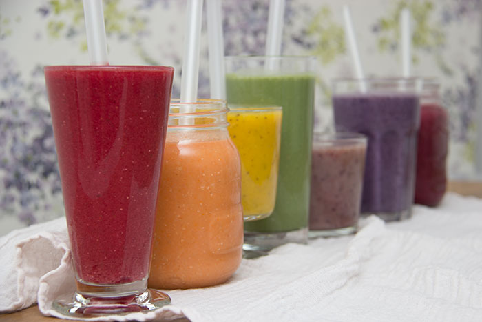 1 year of daily smoothies