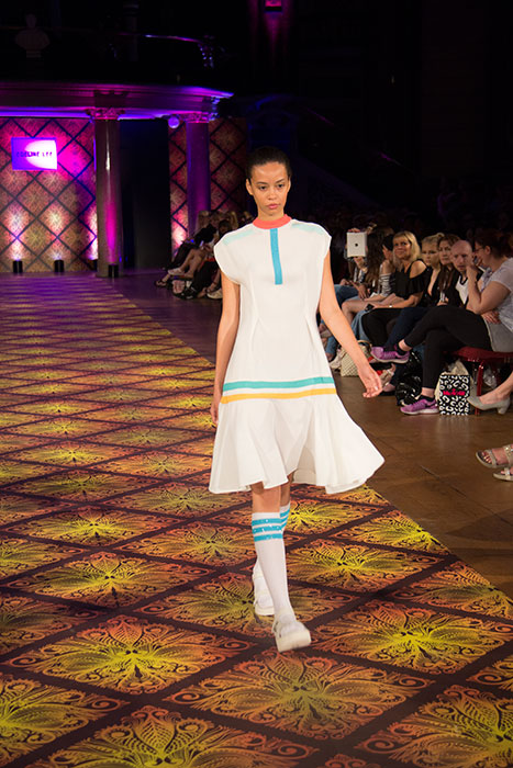 British Style Collective Catwalks at St George Hall