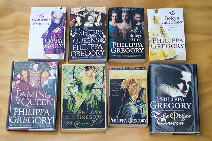 The Tudor Court series