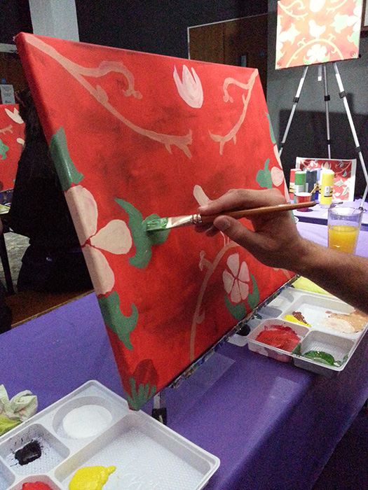 Painting Classes with The Paint Republic