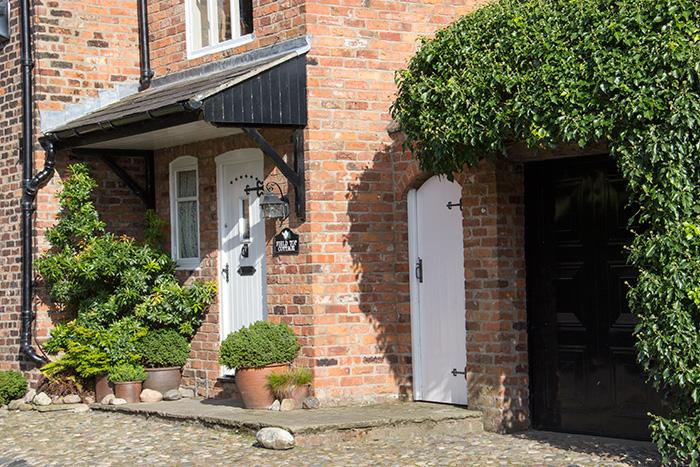 17 Cheshire village