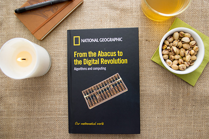 From the Abacus to the Digital Revolution. Algorithms and Computing by Vicenc Torra