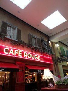 Café Rouge at intu Trafford Centre