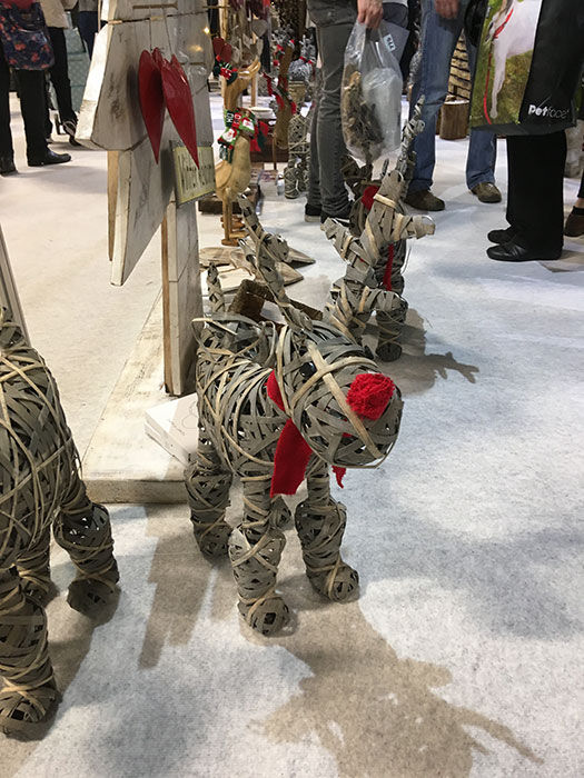 Cute reindeer
