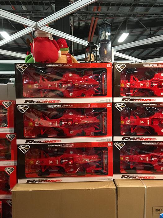 Toys, F1 cars