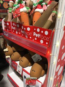 Dog Toys for Christmas