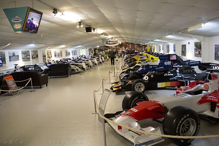 Donington Park Museum
