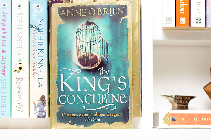 The King's Concubine by Annie O'Brien