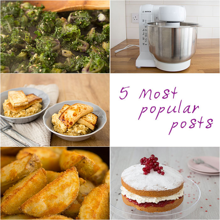 5 Most Popular Posts on CookStyle