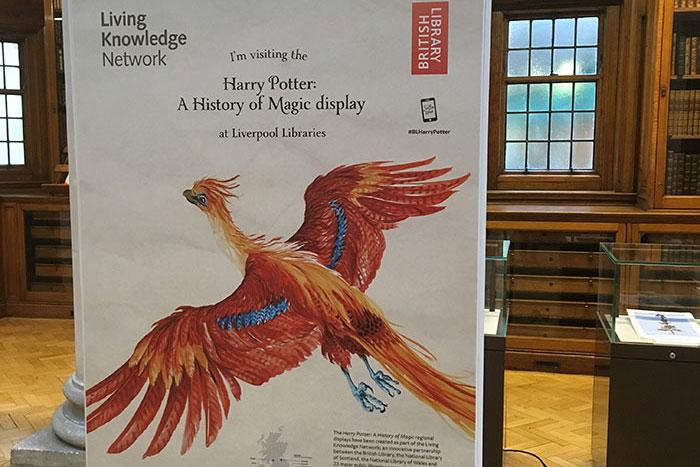 January roundup - Harry Potter, A History of Magic