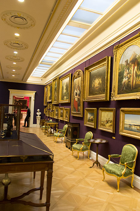 Gallery at Wallace Collection