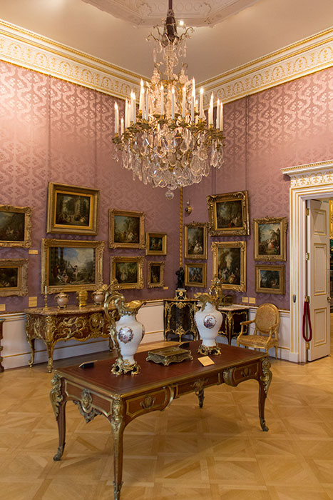 Room at Wallace Collection