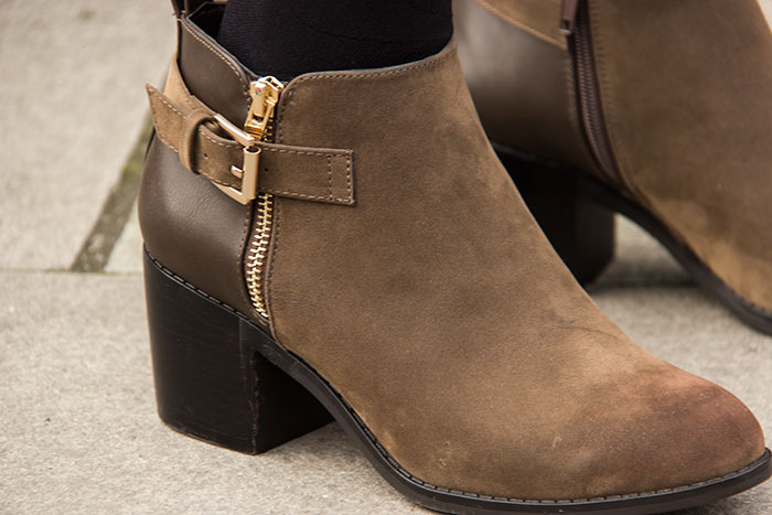 New Office boots from Selfridges. Details