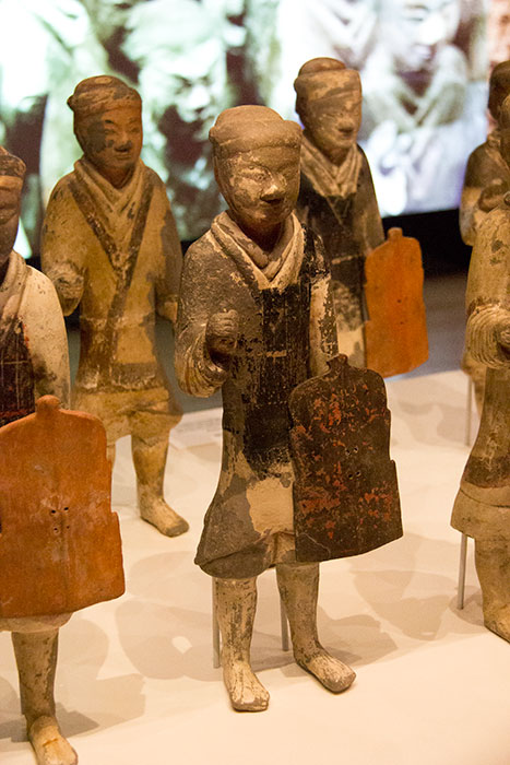 Small Terracotta Warriors