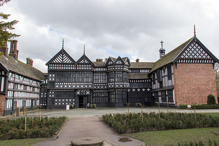 Bramall Hall in Manchester