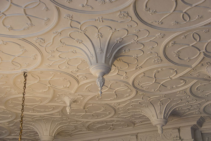 Bramall Hall ceiling