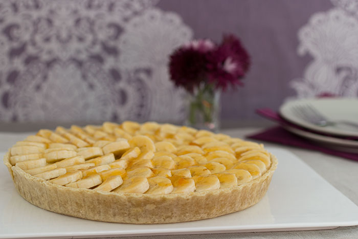 Royal Recipes Banana flan