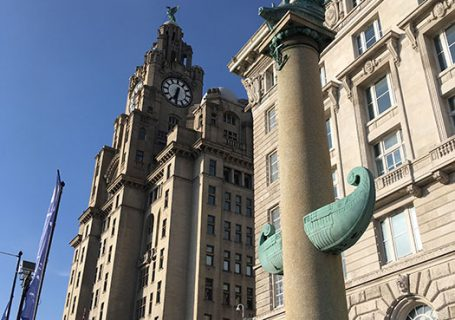 Three Graces on the Docks
