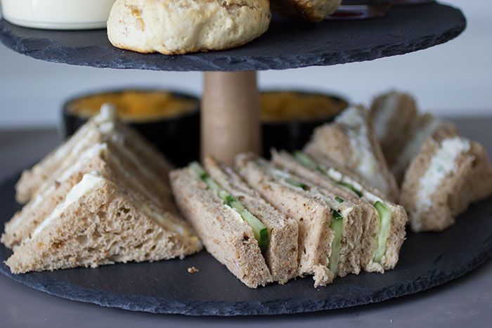 Royal Wedding Celebrations - sandwiches