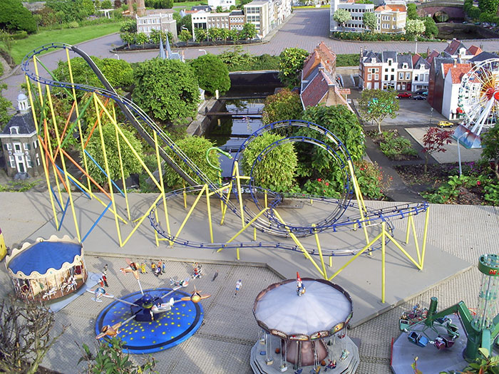 Theme park in Madurodam