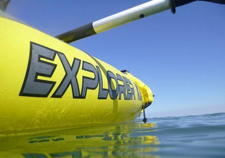 Kayaking. The inflatable kayak