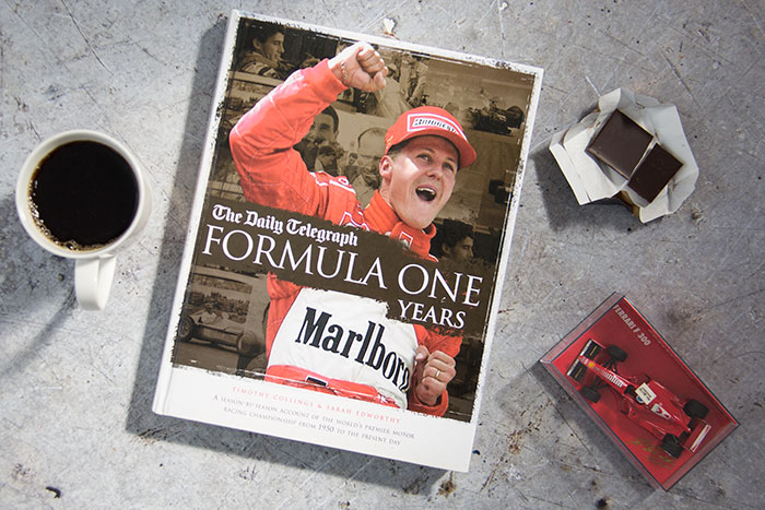 Formula One Years by Timothy Collings