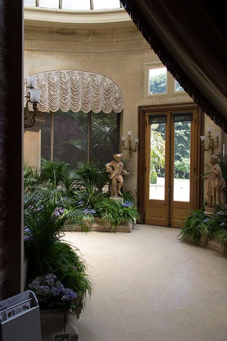 Conservatory. Waddesdon Manor