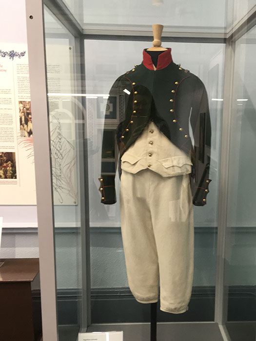 Costume at Salford Museum