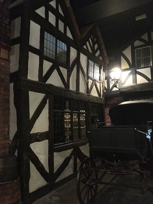 Lark Hill Place at Salford Museum