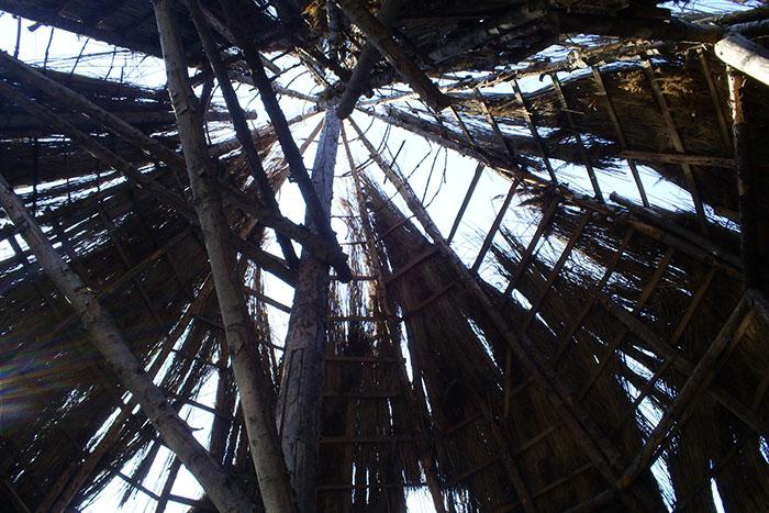 crannog roof