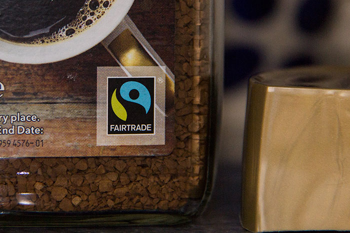 Fairtrade Coffee logo