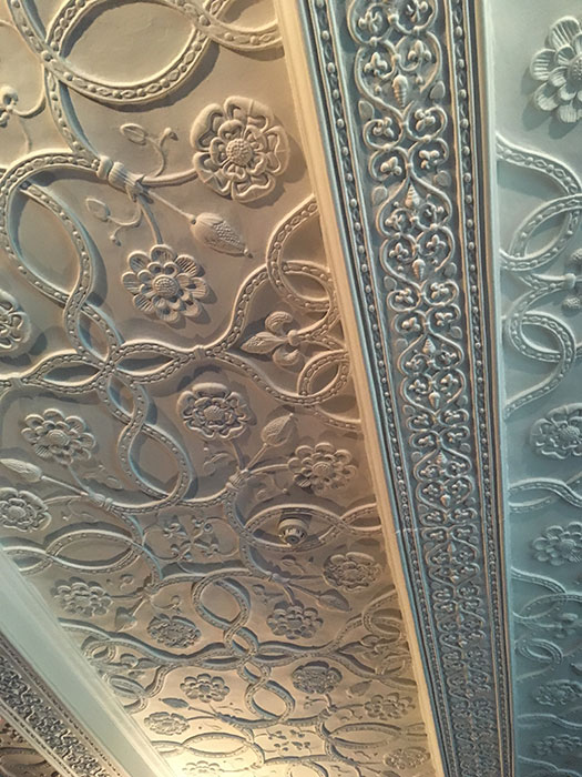 Ceiling Hall i'th' Wood Museum