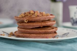 rose pancakes