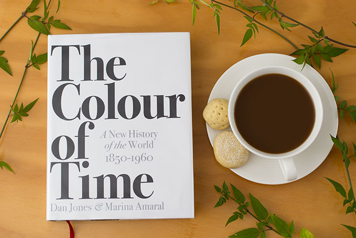 Books You Should Read: The colour of time by Dan Jones