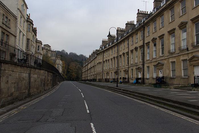 Street in Bath