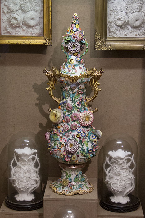 Vase at Bristol Museum and Art Gallery
