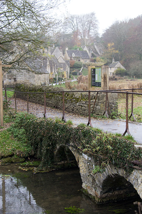Bridge in Bibury