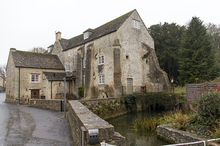 Mill in Bibury