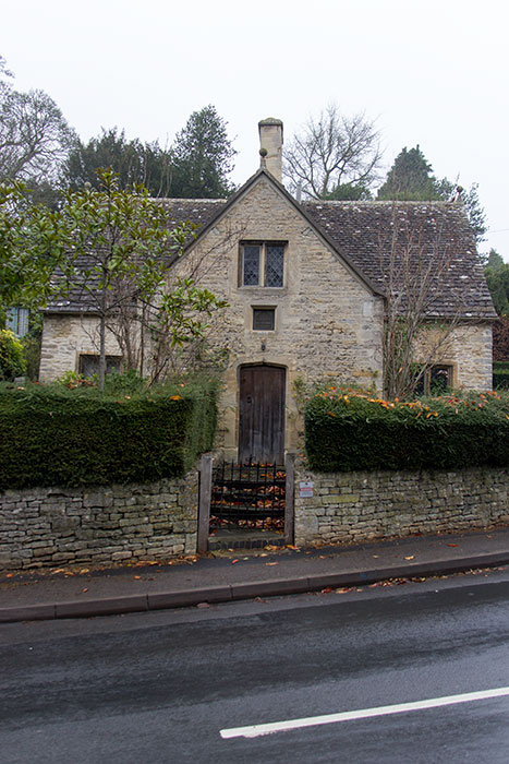 House in Bibury